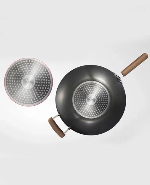 烟台苏泊尔教你铁锅的使用保养和开锅的方法